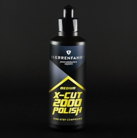 X-CUT 2000 POLISH MEDIUM (HERRENFAHRT 헤른파트)