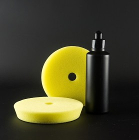 POLISHING PAD - YELLOW (HERRENFAHRT 헤른파트)